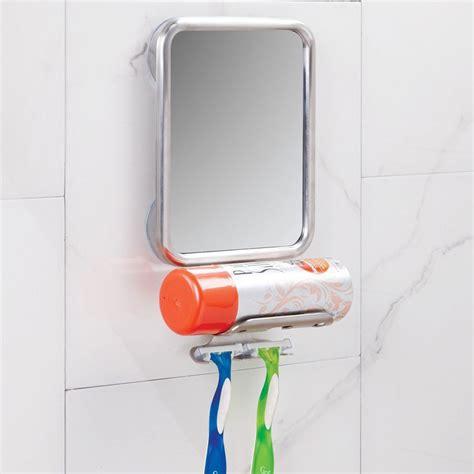 fogless bathroom mirror fogless shower mirror in shower mirrors