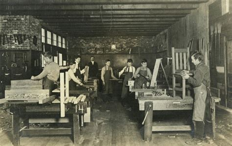 High School Woodworking Shop History Of Woodworking