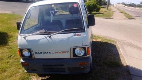 Daihatsu 4x4 Mini Truck by Daihatsu Hijet 4x4 Mini Truck