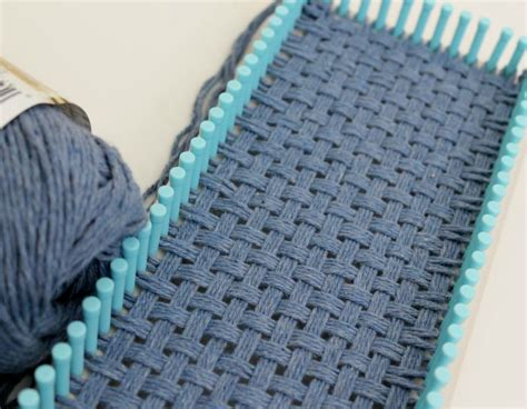martha stewart knitting loom patterns loom patterns for bags woven project using cotton yarn