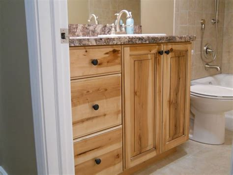 pine bathroom vanity 1000 ideas about knotty pine cabinets on