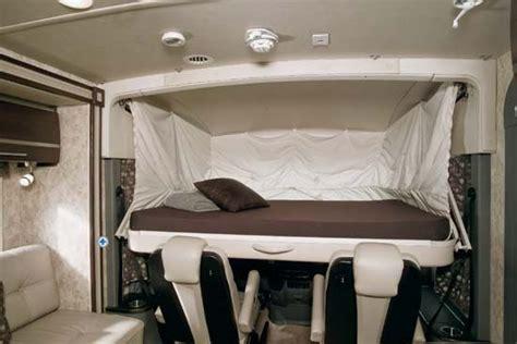 class a motorhome with bunk beds winnebago via class a motorhome studio loft drop