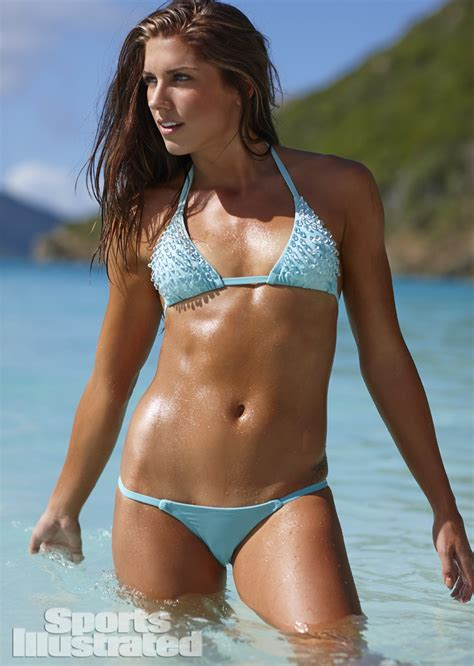 alex morgan and her teammates stun on this week s cover of si