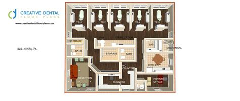 dental clinic floor plan design creative dental floor plans mall floor plans