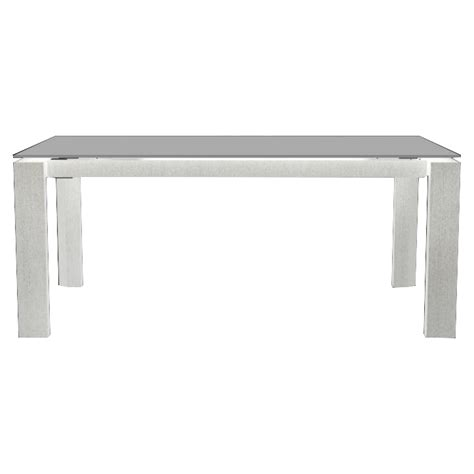 Table En Bois Blanc 4058 by Great Grey Graphite With Calligaris Table Ceramique
