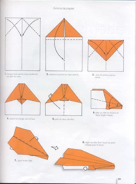 origami pdfs origami avion paper papiers origami schemes of paper