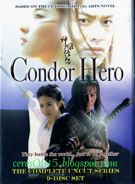 legend of the condor heroes excelent for your needs the legend of condor 2006