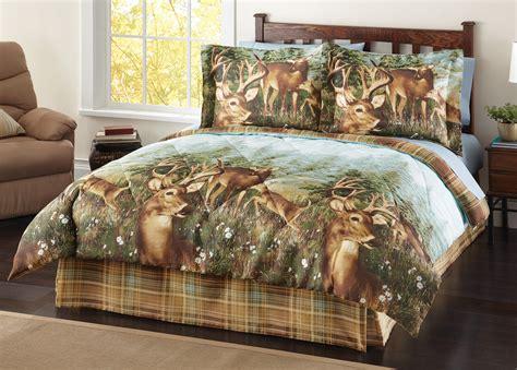 wildlife bed sets deer creek wildlife comforter set ebay