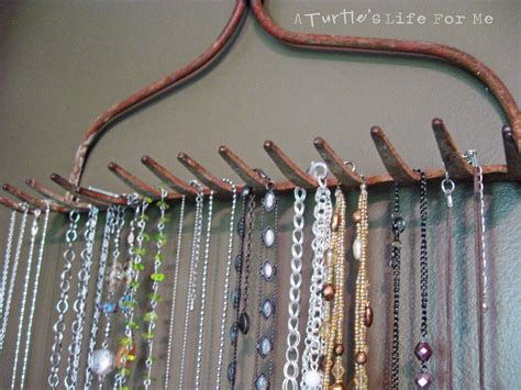how to make jewelry hanger farm tool necklace hanger a turtle s for me