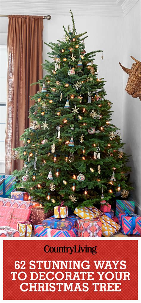 ideas to decorate your tree 60 best tree decorating ideas how to decorate
