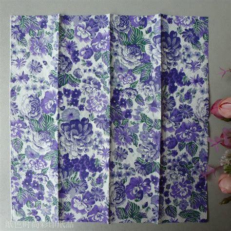 purple decoupage paper popular decoupage napkins buy cheap decoupage napkins lots