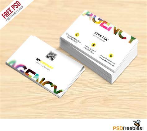 creative cards creative business card free psd template psdfreebies