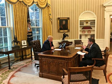 Obama Oval Office Decor trump nyt intent is so evil and so bad they write lies