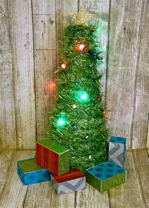 small light up tree mini light up tree one artsy