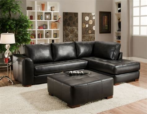 black leather sectional sofa with chaise small sectional sofa with chaise choice for a