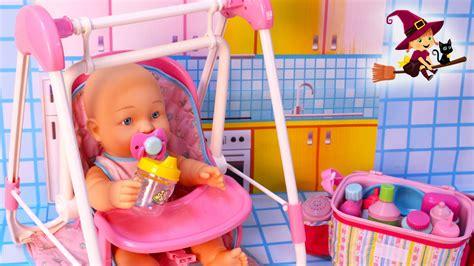 juegos de cocina con bebes bebe come papilla youtube