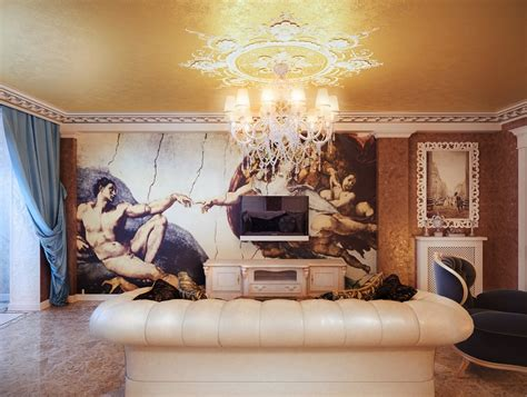 living room wall murals classical style living room wall mural interior design