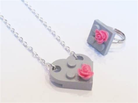 how to make lego jewelry lego necklace ideas craft ideas