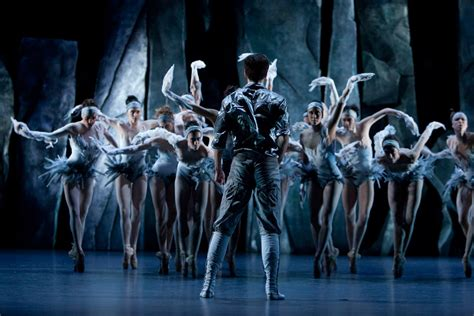 les ballets de monte carlo lac after swan lake dancetabs