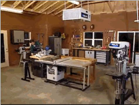 build a woodworking shop build wooden building a woodshop plans build