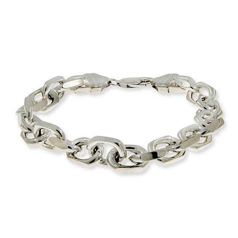 silver bracelet mens sterling silver bali bracelet silver bracelet