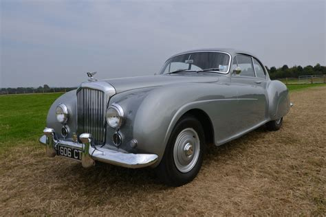 Bentley R Type Continental by 1954 Bentley R Type Continental Fastback To Be