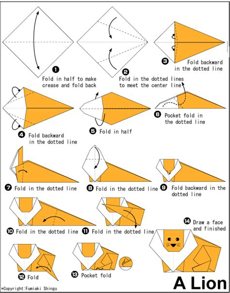 origami animals diagrams animals origami paper origami guide