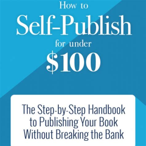 how to self publish a picture book news how to self publish for 100 the step by