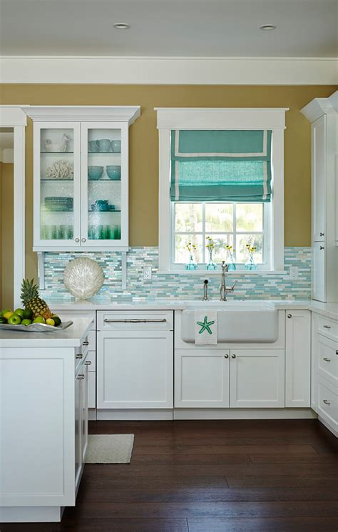 blue kitchen decorating ideas house kitchen with turquoise decor home bunch