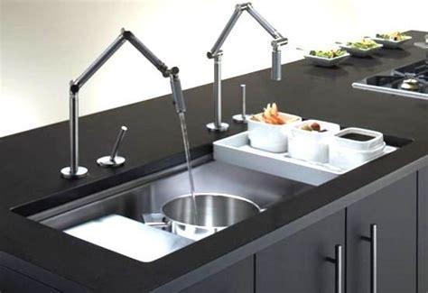 kitchen sink modern all in one kitchen sinks by kohler hometone home