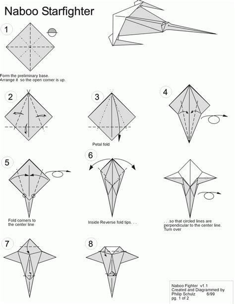 how to make an easy origami x wing x wing fighter origami comot