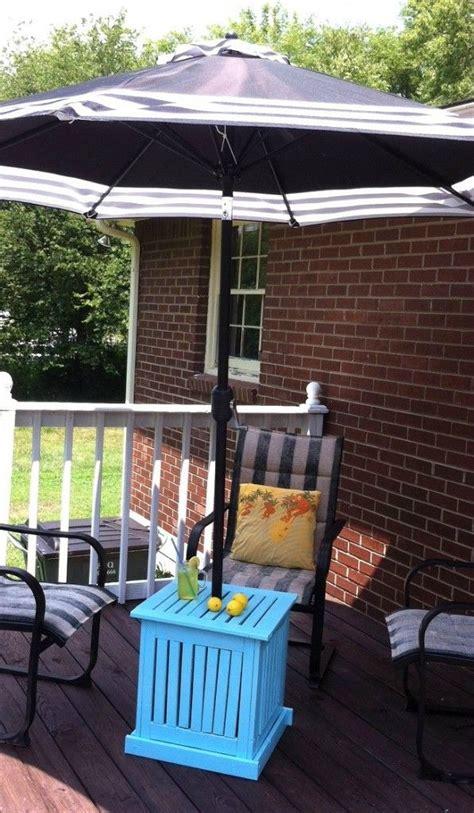 patio umbrella stand side table best 20 patio umbrellas ideas on pool