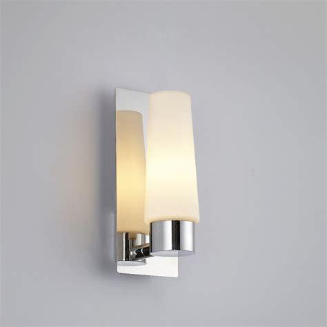 bedroom wall sconces lighting modern glass chrome deco sconces bathroom bedroom