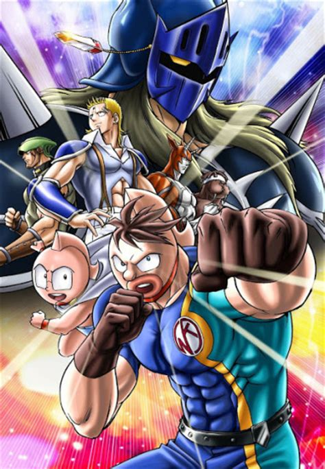 kinnikuman nisei ultimate anime planet