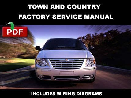 free auto repair manuals 2006 chrysler town country electronic toll collection chrysler town and country 2006 2007 service repair manual wiring diagrams other books