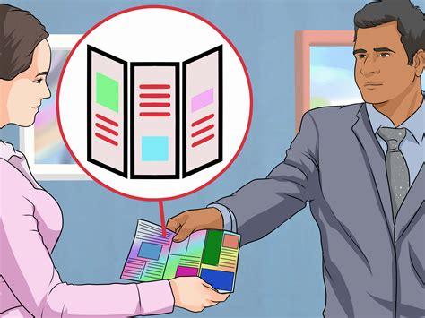 how to a travel brochure with pictures wikihow