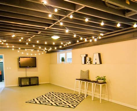 lighting for basements 25 best ideas about basement lighting on