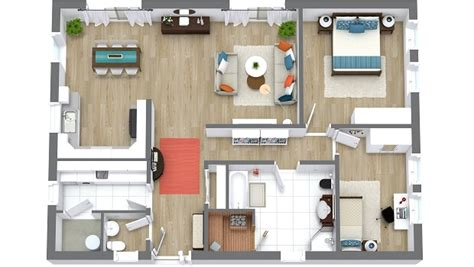 3d plan create beautiful 3d floor plans roomsketcher