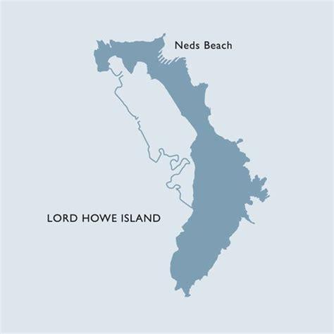 Home Design Store lord howe island map australian museum