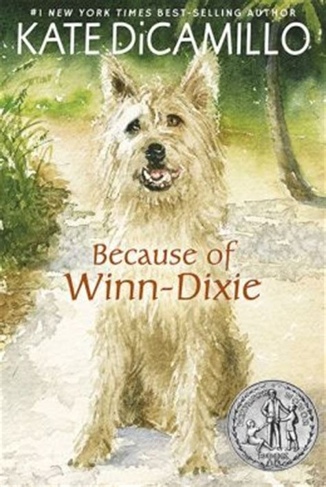 pictures of the book because of winn dixie because of winn dixie by kate dicamillo 9780763649456