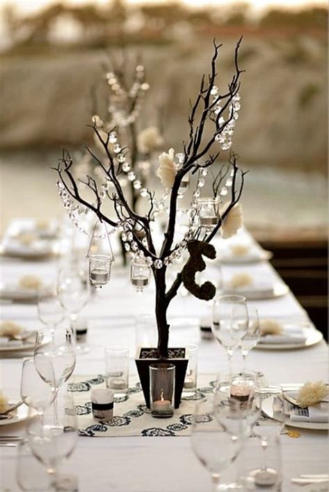 small table decorations winter wedding table d 233 cor ideas wedding colours