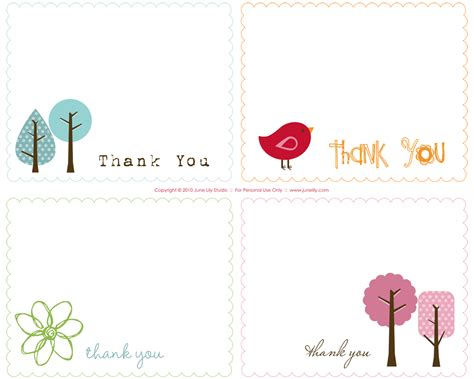 printable card websites for free thank you card templates new calendar template site