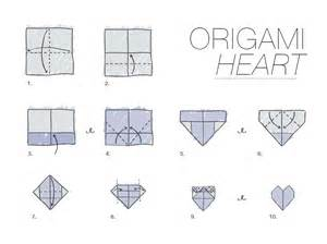 paper hearts origami a4 paper origami comot