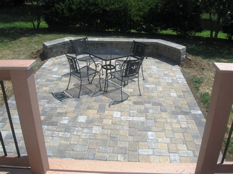 designs for patio pavers patio pavers lowes patio design tips to maintain your