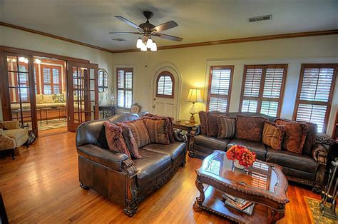 Home Interiors Colors updated 1920s historic jewel houston texas for sale