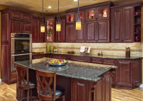 kitchen ideas cherry cabinets rta cabinets home decor and interior design