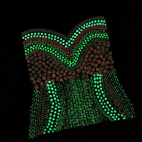 glow in the paint shirt glow in the corset top crafty chica