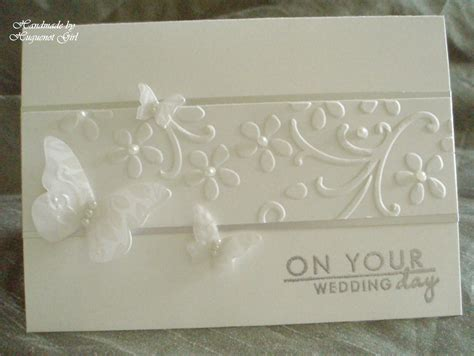 how to make wedding cards huguenot wedding day