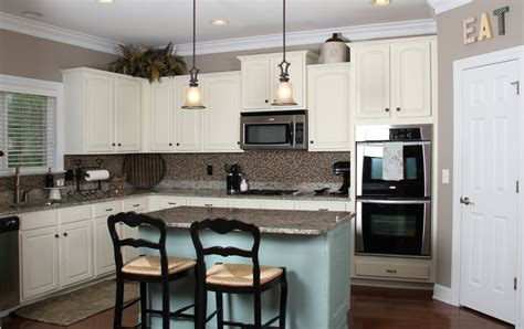white painted kitchen cabinets sloan chalk painted kitchen cabinets in duck egg