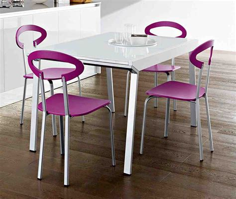 modern kitchen table and chairs convenient seating ideas with attractive modern kitchen